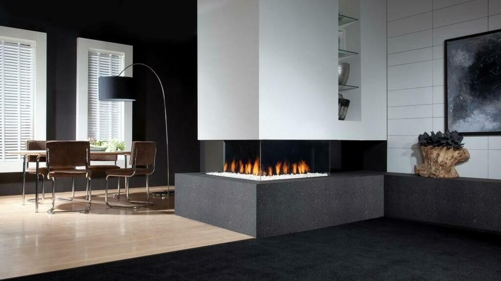 Gas Fireplaces Fire Without Smoke From Feuerkultur