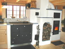 High-quality kitchen stoves